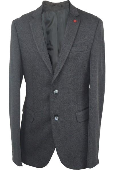 Yetkon Klasik Erkek Ceket