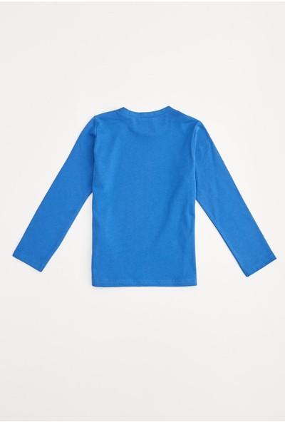 DeFacto Erkek Bebek Baskılı Tişört S6876A220WN