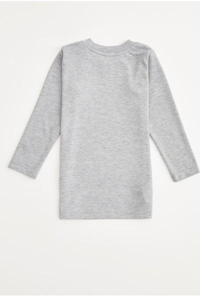 DeFacto Erkek Bebek Uzun Kol Basic Tişört T1188A220AU