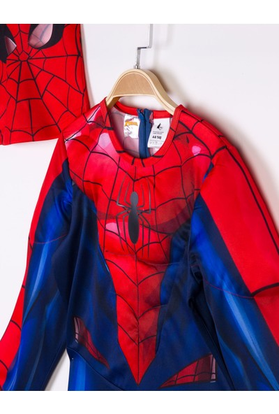 Spiderman Çocuk Kaslı Kostüm 18180