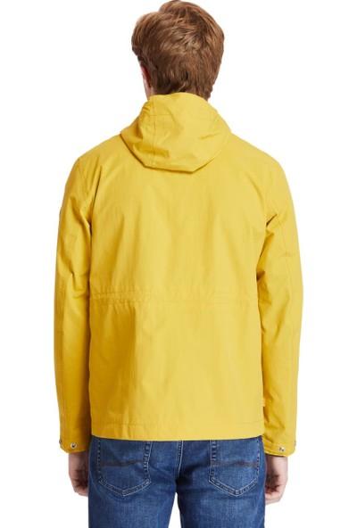 Tımberland Sarı Mount Redington Cls Dryer Field Yağmurluk Jacket TB0A2BTB3111
