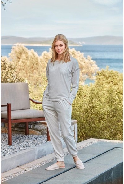 Nautica NTW010 Pijama Takım