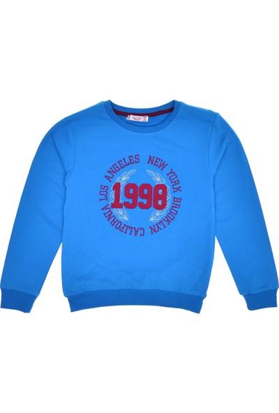 Isobel Kids Erkek Çocuk Sweatshirt 4-8 Yaş