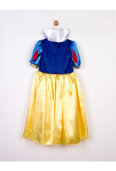 Minnie Mouse Pamuk Prenses Lisanslı Kostüm Elbise