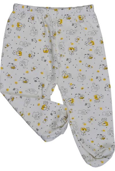 Bebeemm 6727 Filli Önü Çıtçıtlı Pijama Takımı