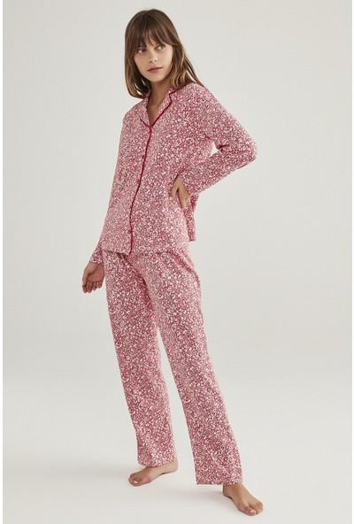Penti Ditsy Pijama Takımı