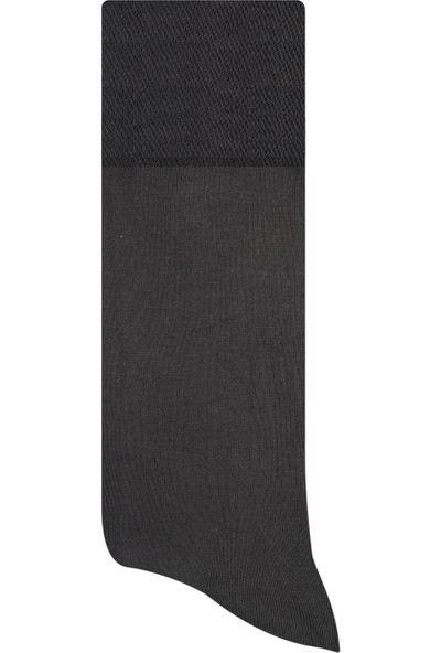 Esgue Bambu Antrasit Erkek Çorap