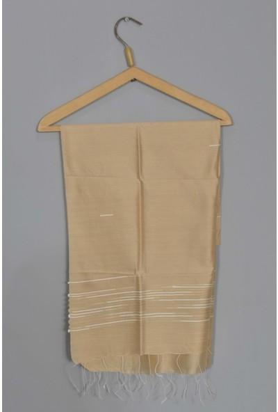 Harbiye İpekçilik El Dokuması Bambu Şal