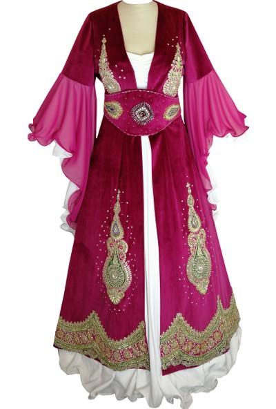 Kaftan Collection Kaftan Bindallı Kıyafeti