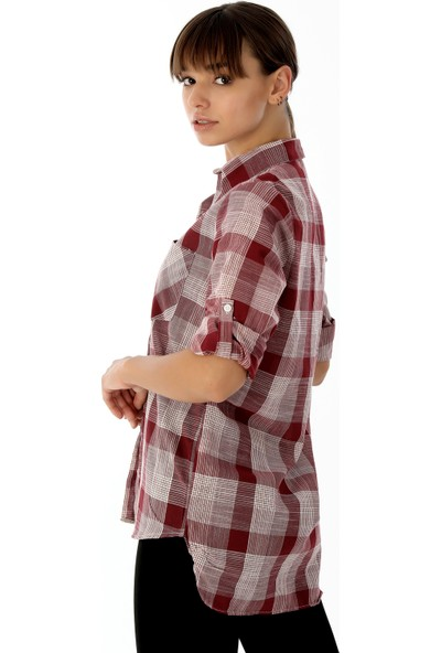 Red Queen Tunik Gömlek