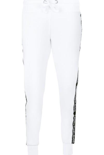 Calvin Klein Kadın Eşofman Altı CJ0P3035-WHI