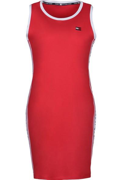 Tommy Hilfiger Kadın Elbise TP98095Z-TRE