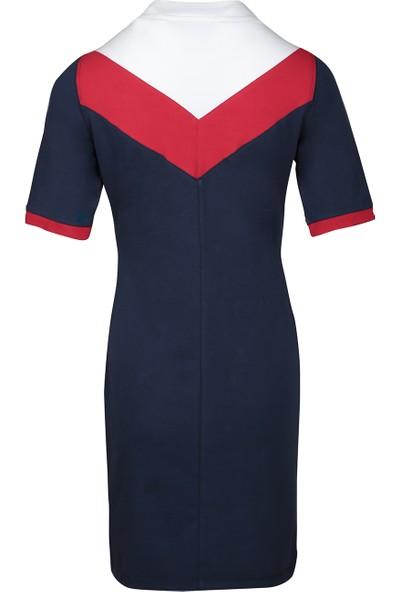 Tommy Hilfiger Kadın Elbise TP98118Z-NVI