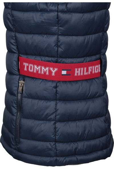 Tommy Hilfiger Kadın Yelek TP99599V-NVY