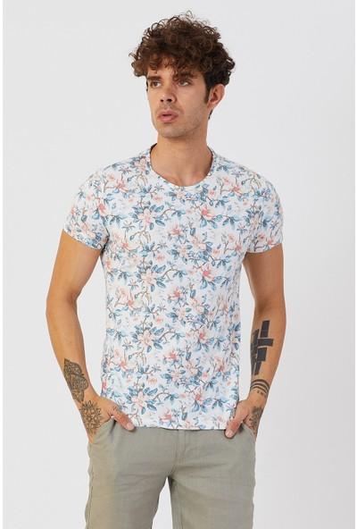 Lenasso Tshirt Beyaz