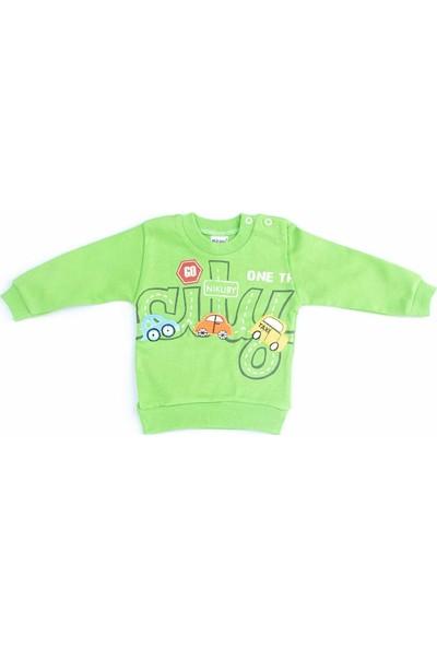 Modakids Yeşil Erkek Bebek 2 Li Takım