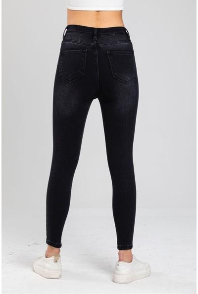 Egs Kadın Yeni Model Kot Pantolon 20241321036