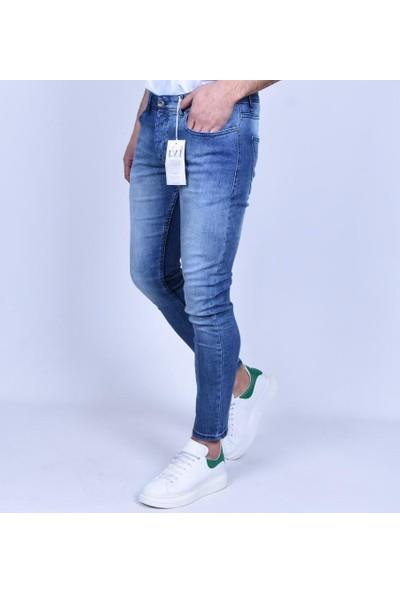 Las Vegas Açık Mavi Skınny Fit Jeans
