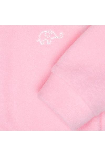 Bilgefil Bebek Bilgefil Çocuk Polar Sweatshirt Ayıcık Kapüşonlu 1, 2, 3 Yaş