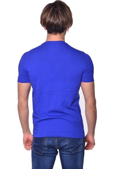 Icb London Ip Baskılı T-Shirt S73-7708
