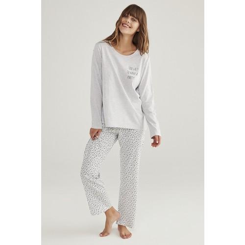Penti Çok Renkli Base Stars Pijama Takımı