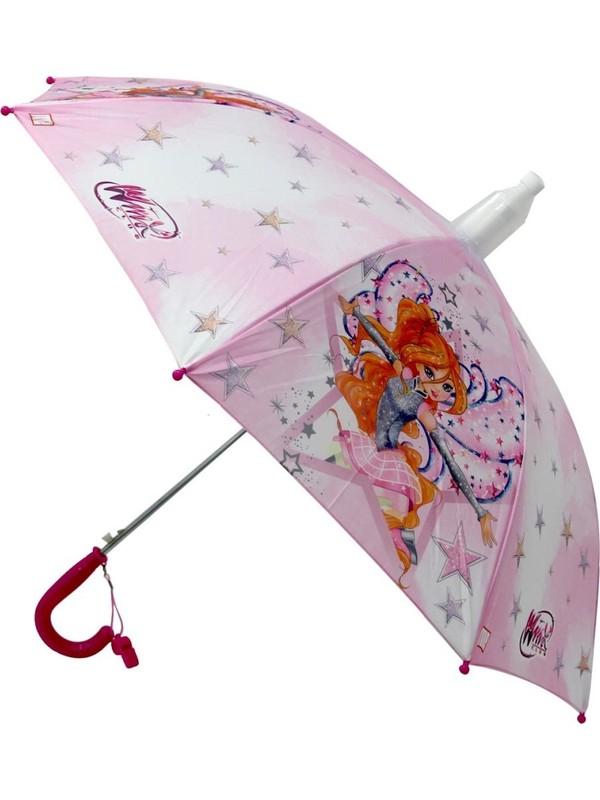Rubenis Winx Lisanslı Çocuk Şemsiyesi