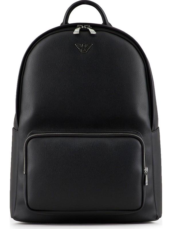 Emporio Armani Logo Baskılı Ayarlanabilir Askılı Çanta Erkek Çanta Y4O250 YLA0E 81072