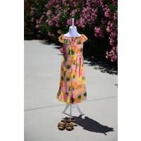 Familylook Pineapple Girl Dress