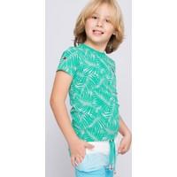 U.S. Polo Assn. Erkek Çocuk Powa T-Shirt Yeşil