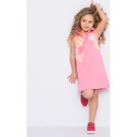 U.S Polo Assn. Vervin Kız Çocuk Örme Elbise
