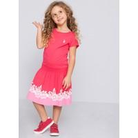 U.S Polo Assn. Vinci Kız Çocuk Örme Elbise