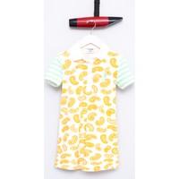 U.S. Polo Assn. Kız Çocuk Verne Elbise Bej