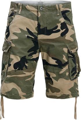 Jack & Jones Jjıchop Cargo Shorts Ww Sts Erkek Şort 12117970K