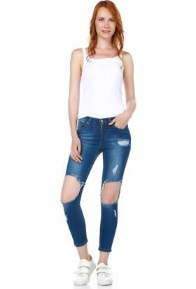 Dewberry Z6337 Kadın Jean Pantolon