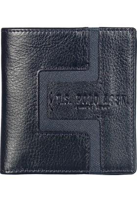 U.S. Polo Assn. Erkek Cüzdan PLCZ7690 Lacivert