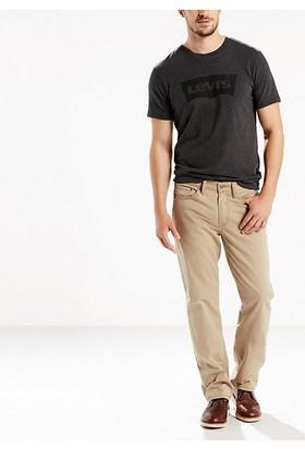 Levis 514™ Straight Fit Gabardin Pantolon 00514-0748-0740