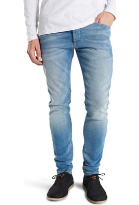 Jack&Jones Erkek Kot Pantolon 12085882 Glenn 875 Slım Fıt Jeans