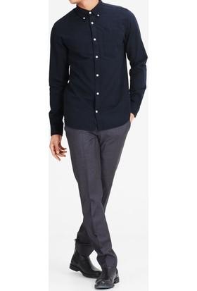Jack&Jones Erkek Oxford Gömlek 12109993 Cokılıc Shırt 2017