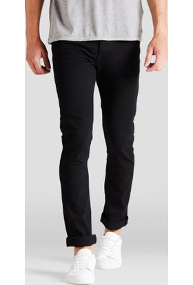 Jack&Jones Jeans Erkek Kot Pantolon 12116952 Jjtım Orıgınal Siyah