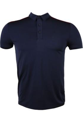 Exuma Lacivert Erkek T-Shirt 181215 Lacivert