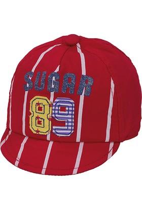 Bay Şapkacı Erkek Çoçuk Sugar Baskılı Kep Şapka