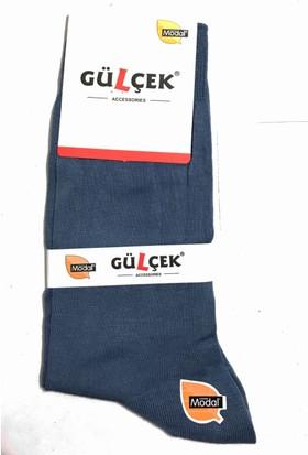 Gül Çorap Erkek 12'Li Paket %95 Bambu Çorap