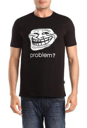 Tshirthane Troll Kırmızı T-Shirt