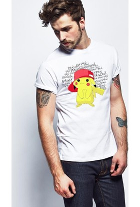 Tshirthane Pokemon T Shirt Pikachu T-Shirt