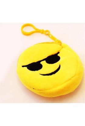 Makko Polo Gözlüklü Yüz Emoji Cüzdan