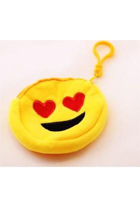 Makko Polo Sevgi Dolu Yüz Emoji Cüzdan