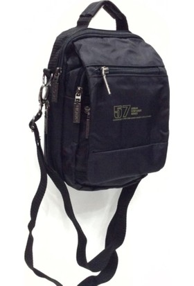 ModaErkek Postacı Çanta Siyah