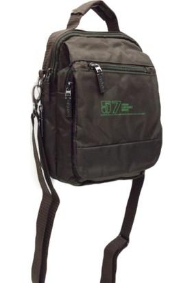 ModaErkek Postacı Çanta Yeşil