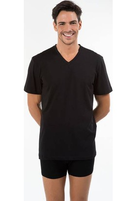 Kom ET0901101 Miguel Erkek T-Shirt
