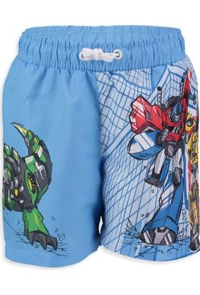 LC Waikiki Erkek Çocuk Transformers Yüzme Şortu